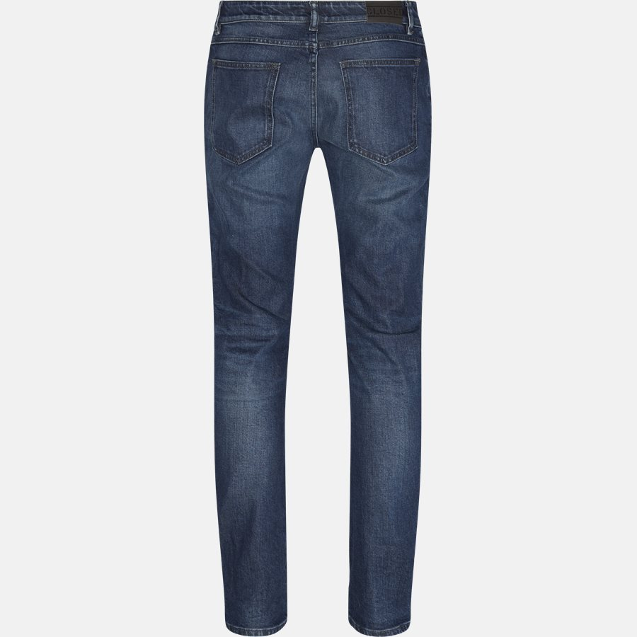 C3X 102 OEA-8A UNITY SLIM - Jeans - Slim - DARK BLUE - 2